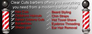 Services offered at Clear Cuts