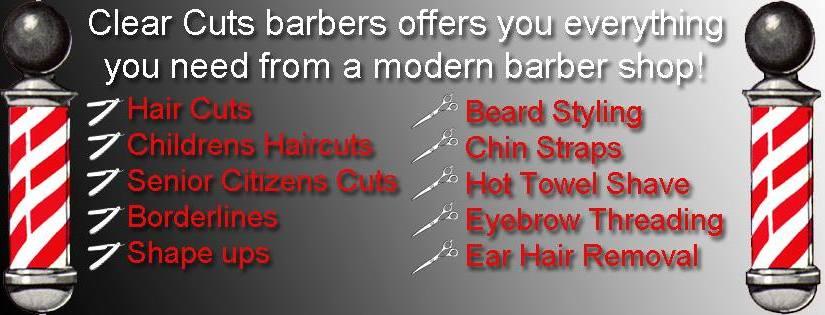 Clear Cuts Modern Barbers – New Barber in High Street,Abersychan