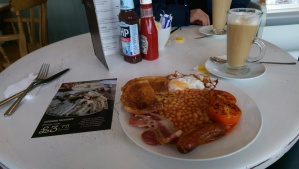 Breakfast at Coffi 1860