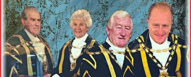 Abersychan produced 5 Mayors from 1 Ward
