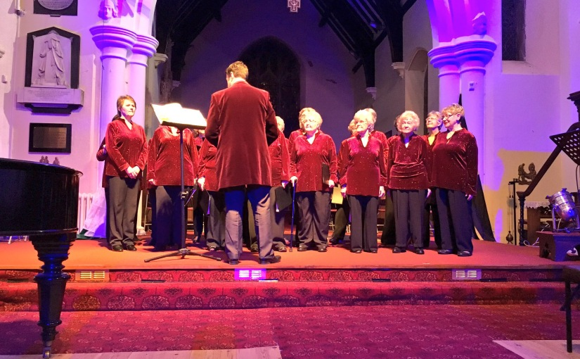 The Rotary Club of Henllys Charity Concert