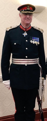 Brigadier Robert Aitken CBE